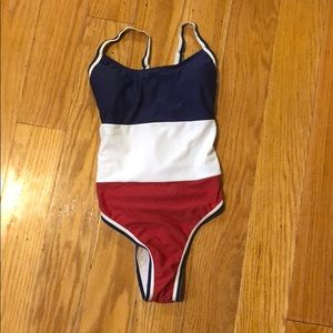 USA themed one piece